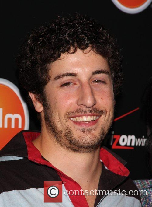 Jason Biggs Verizon Palm Centro Launch Party at...