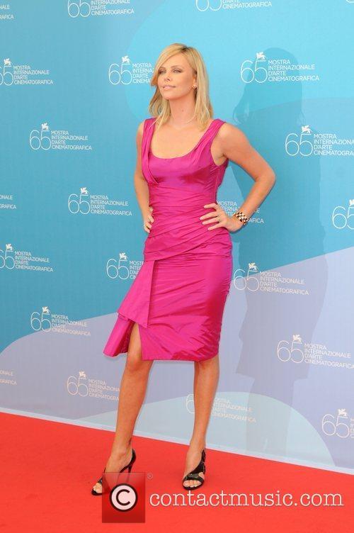 Charlize Theron The 2008 Venice Film Festival -...
