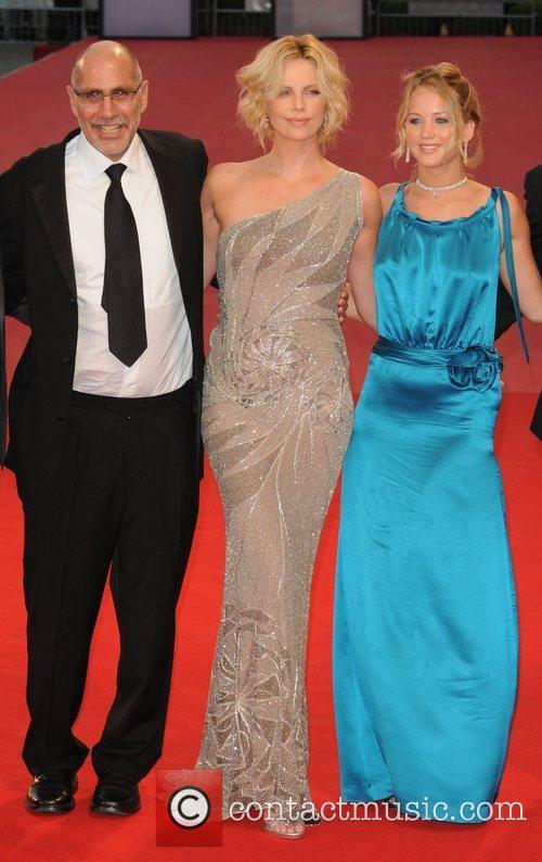 Jennifer Lawrence , Charlize Theron The 2008 Venice...