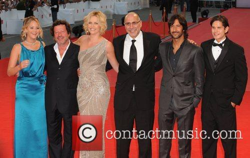 Jennifer Lawrence, Joaquim de Almeida,  Guillermo Arrriaga,...