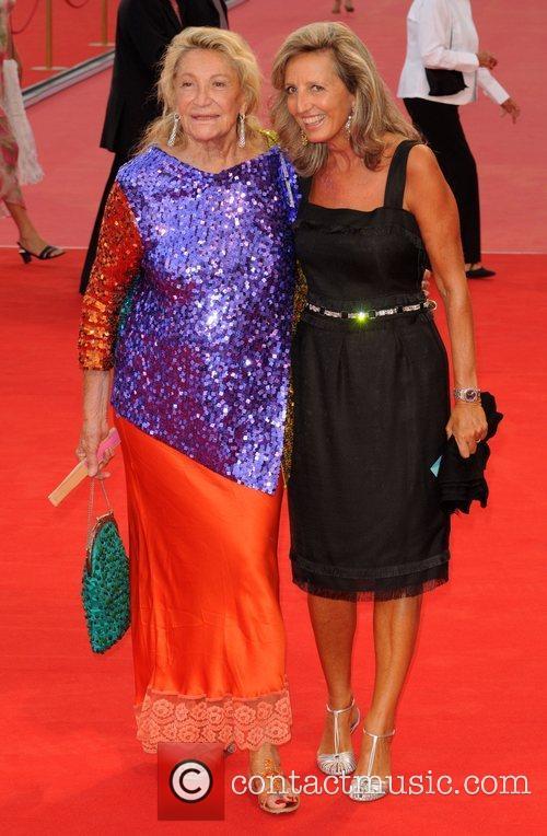 Marta Marzotto The 2008 Venice Film Festival -...