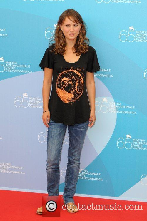 Natalie Portman The 2008 Venice Film Festival -...