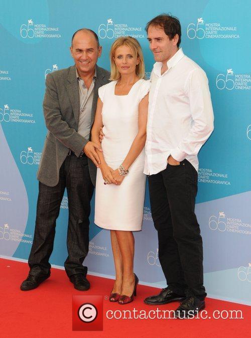 Ferzan Ozpete, Isabella Ferrari and Valerio Mastandrea The...