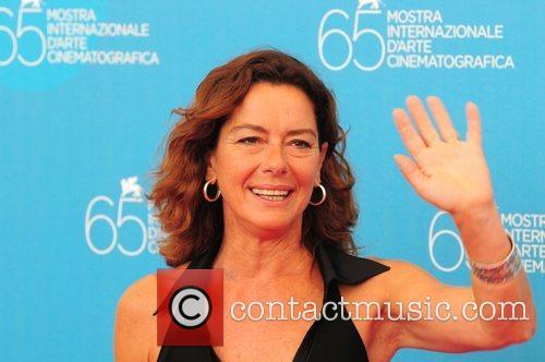 Monica Guerritore The 2008 Venice Film Festival -...