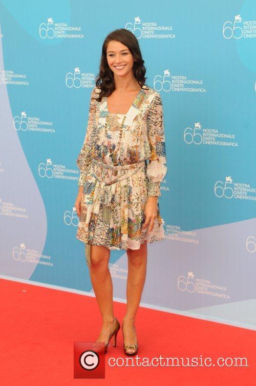 Nicole Grimaudo The 2008 Venice Film Festival -...
