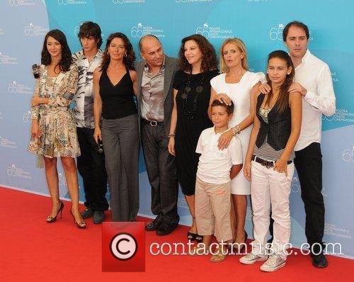 Nicole Grimaudo, Frederico Costantini, Monica Guerritore, Ferzan Ozpetek,...