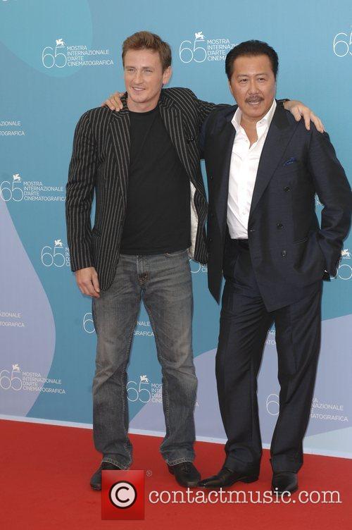 Benoit Magimel and Ryo Ishibashi