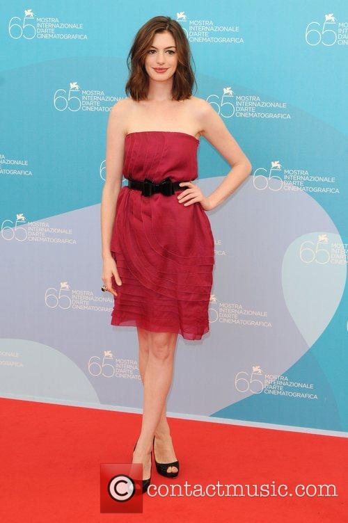 Anne Hathaway, Venice Film Festival
