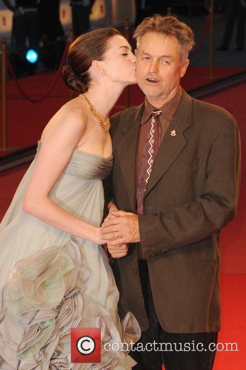 Anne Hathaway and Jonathan Demme 1