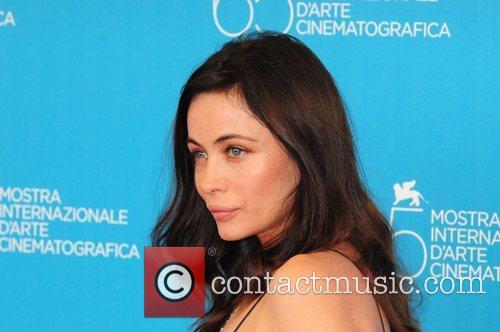 Emmanuelle Beart The 2008 Venice Film Festival -...