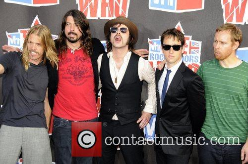 Foo Fighters, The Who and Vh1 1