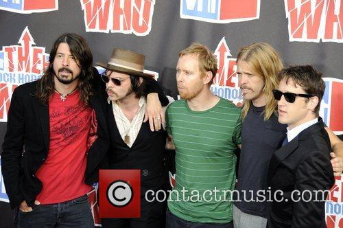 Foo Fighters, The Who and Vh1 3