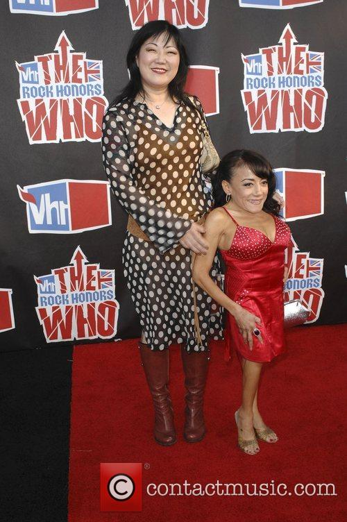 Margaret Cho, The Who and Vh1 2