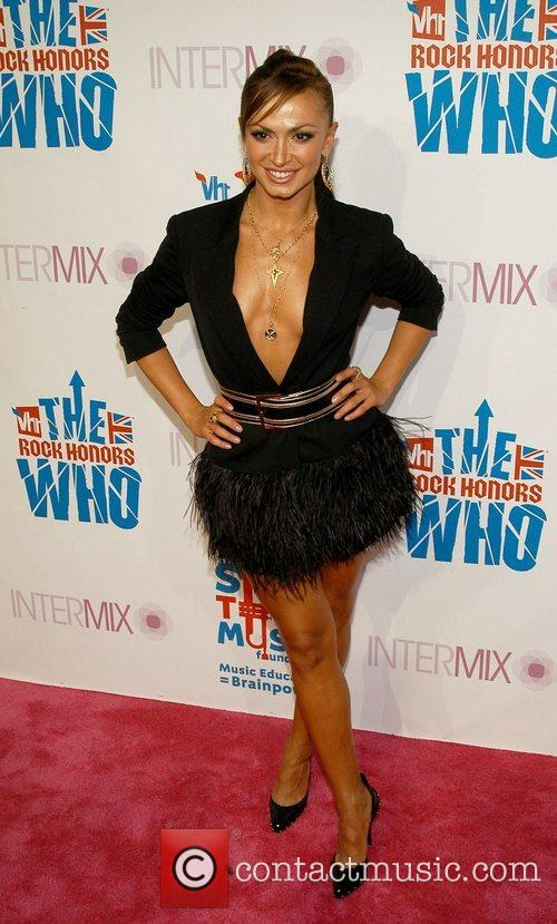 Karina Smirnoff and Vh1 2