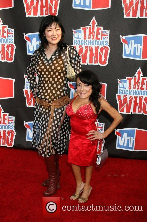 Margaret Cho, The Who and Vh1