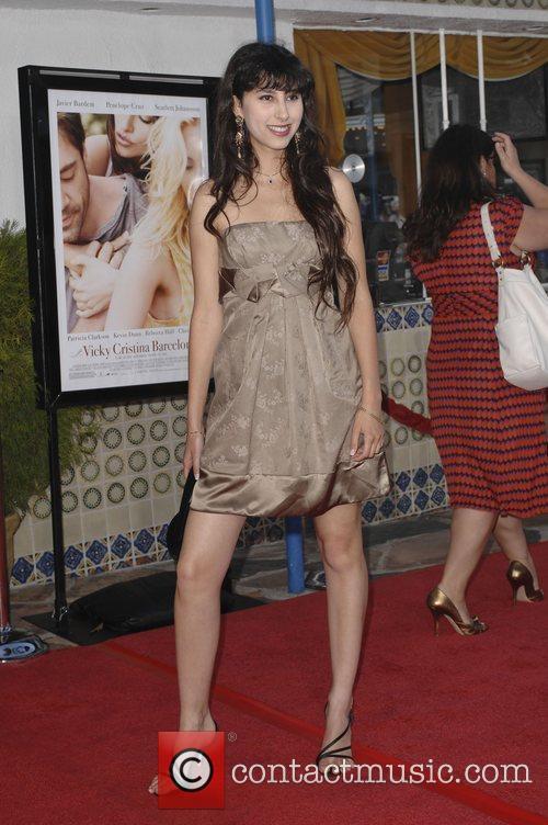Anne Sophie Dutoit The Los Angeles Premiere of...