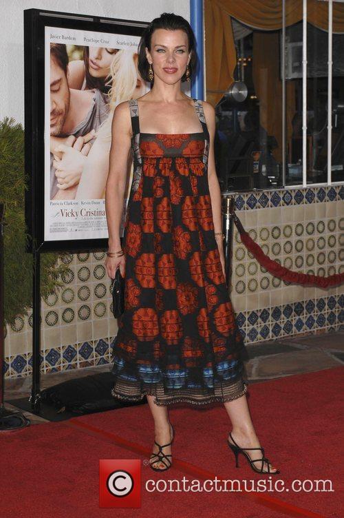 Debi Mazar The Los Angeles Premiere of 'Vicky...