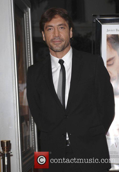 Javier Bardem The Los Angeles Premiere of 'Vicky...