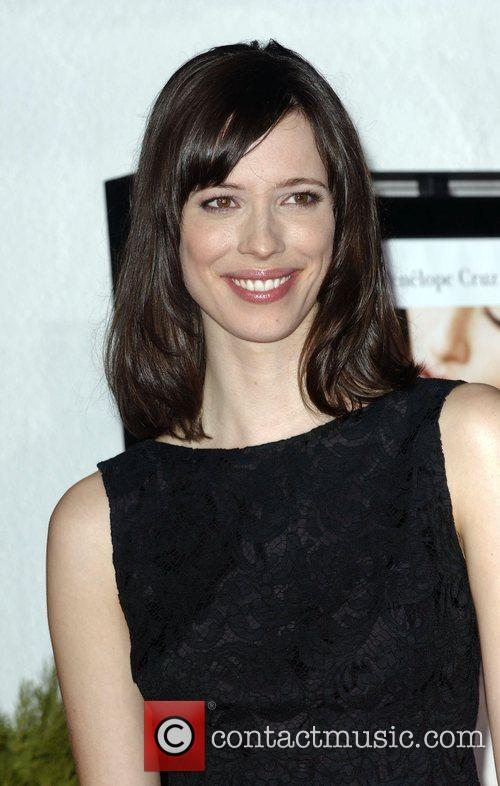 Rebecca Hall The Los Angeles Premiere of 'Vicky...
