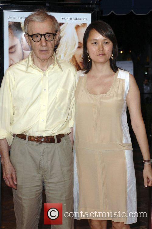 Woody Allen and Soon-Yi Previn The Los Angeles...