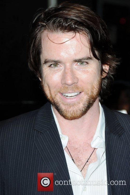 Christian Campbell New York Premiere of 'Vicky Cristina...