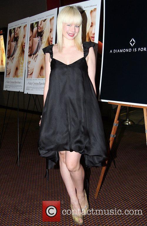 Erin Fetherston New York Premiere of 'Vicky Cristina...