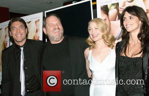 Javier Bardem, Harvey Weinstein, Patricia Clarkson and Penelope...