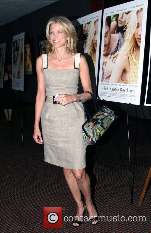 Paula Zahn New York Premiere of 'Vicky Cristina...