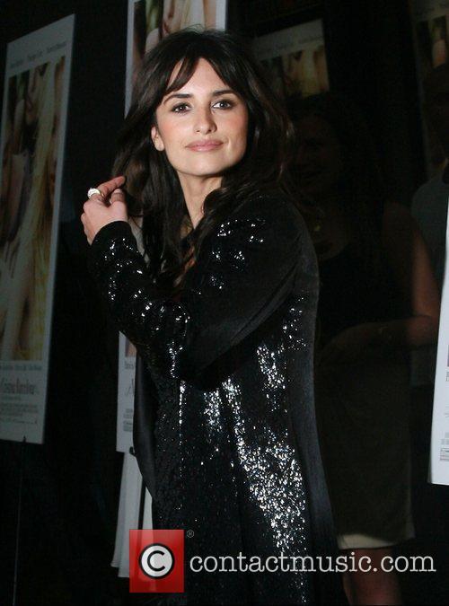 Penelope Cruz New York Premiere of 'Vicky Cristina...