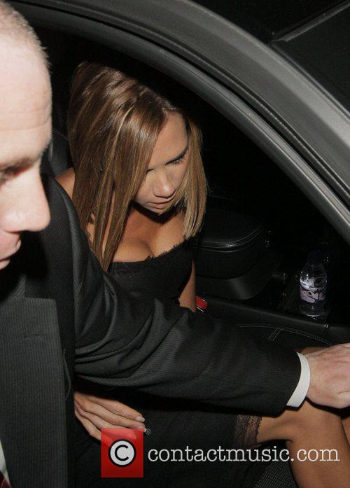 Victoria Beckham and Eva Longoria 1