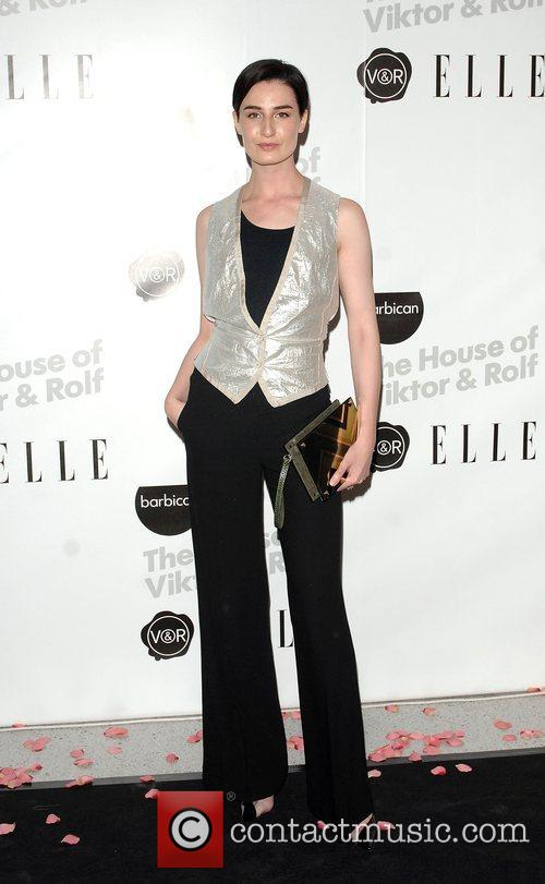 Erin O'Connor Private viewing of 'The House of...