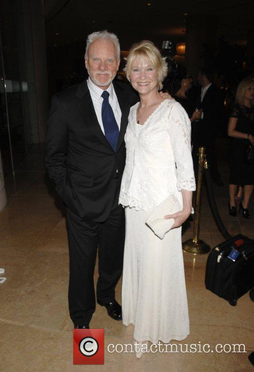 Malcom Mcdowell and Dee Wallace 4