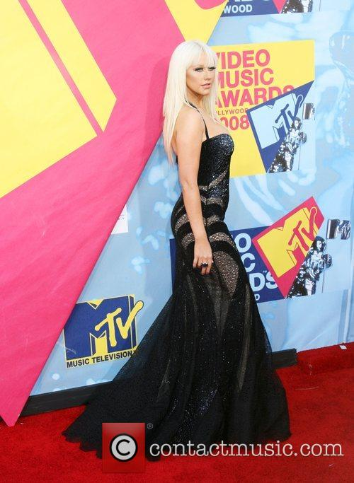 Christina Aguilera and Mtv 7