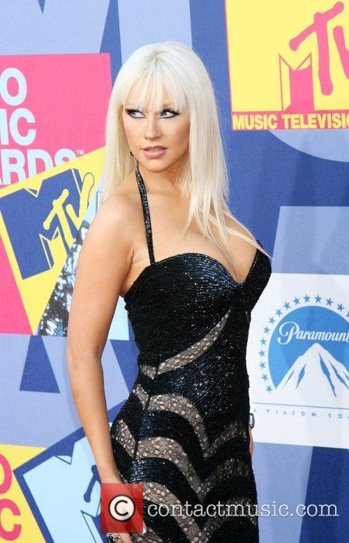 Christina Aguilera and Mtv 1
