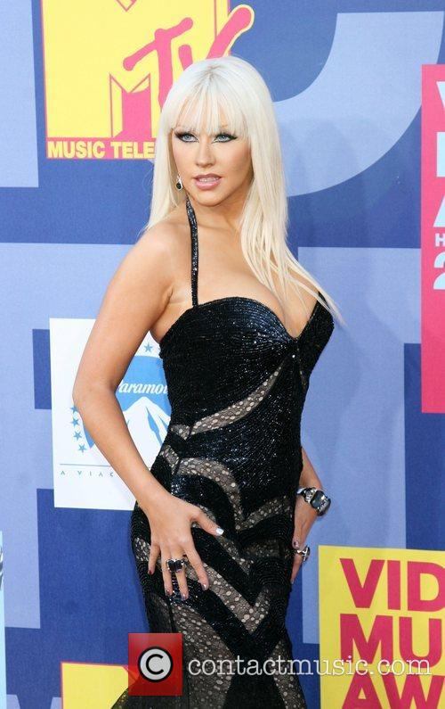 Christina Aguilera and Mtv 4