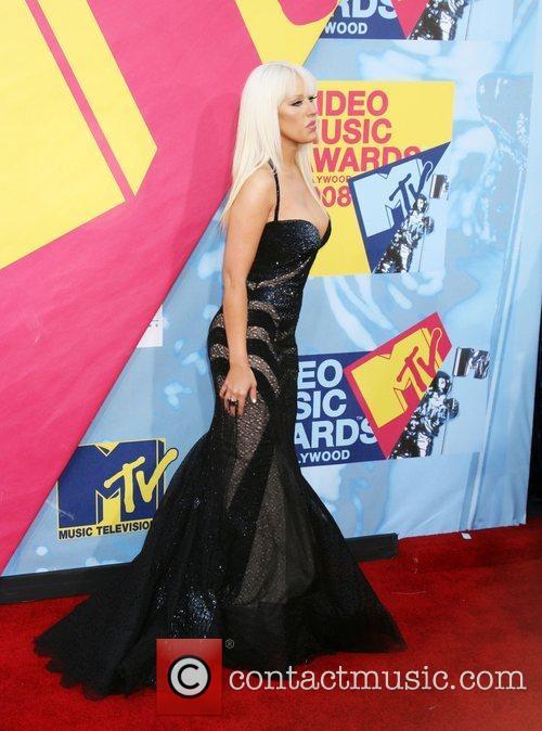 Christina Aguilera and Mtv 6