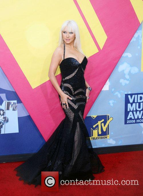Christina Aguilera and Mtv 3