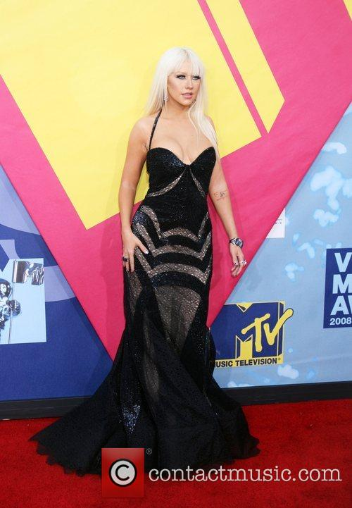 Christina Aguilera and Mtv 5