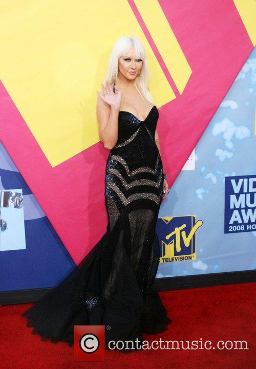 Christina Aguilera and Mtv 2