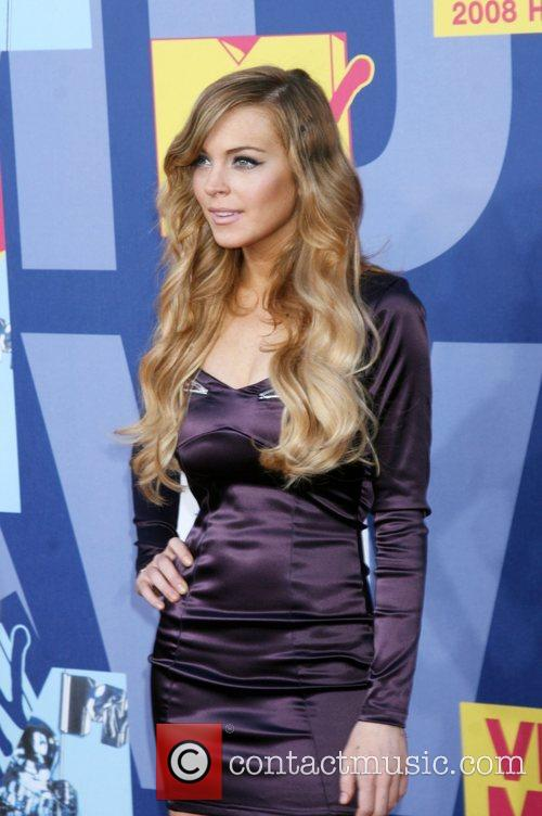 Lindsay Lohan and Mtv 7