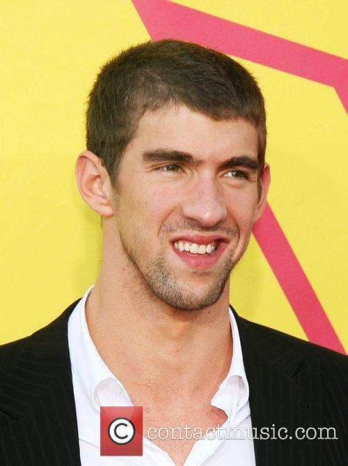 Michael Phelps and Mtv 2