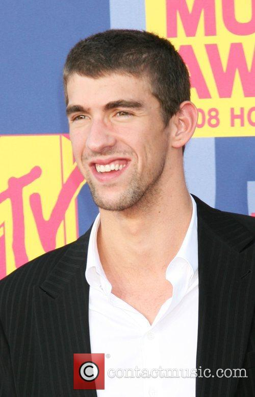 Michael Phelps and Mtv 3