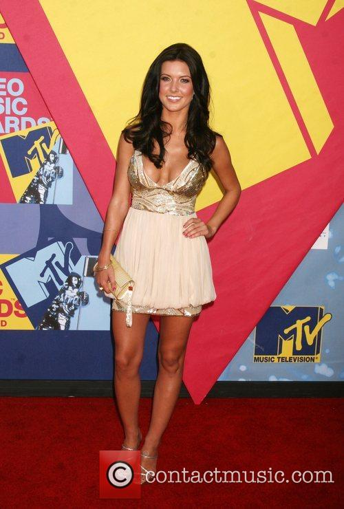 Audrina Patridge and MTV 16