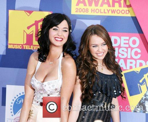 Katy Perry, Miley Cyrus and Mtv 1
