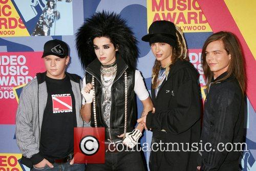 Tokio Hotel and Mtv 9