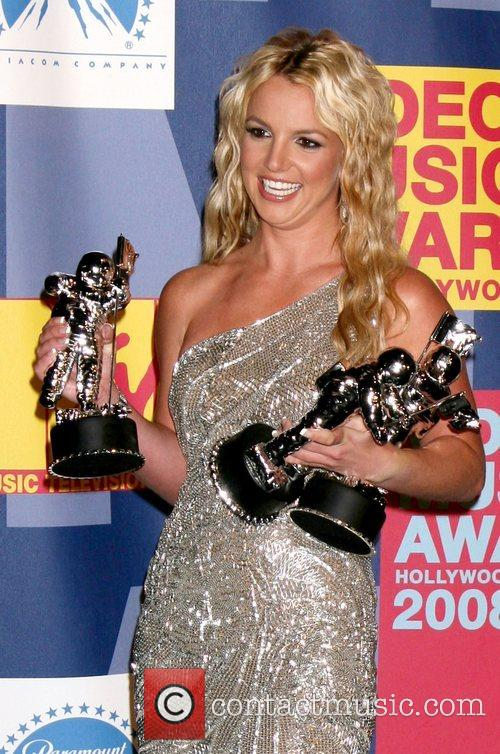 Britney Spears and Mtv 7