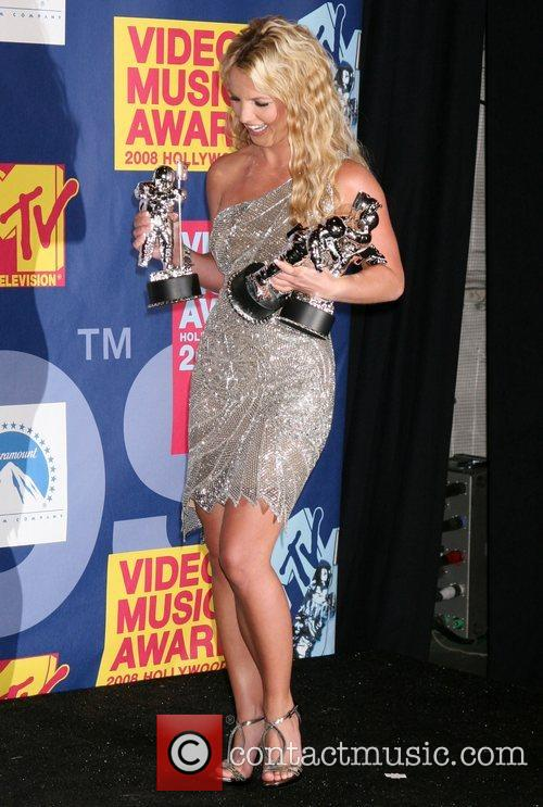 Britney Spears and Mtv 10