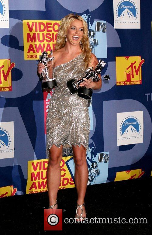 Britney Spears and Mtv 4