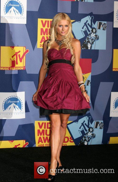 Paris Hilton and Mtv 4