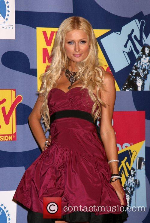 Paris Hilton and Mtv 9